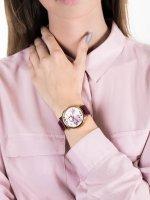 Timex TW2U19200 damski zegarek Full Bloom pasek