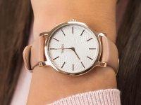 Timex TW2R85200 Transcend zegarek klasyczny Metropolitan
