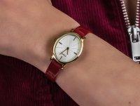 zegarek Timex TW2R94700 złoty Milano