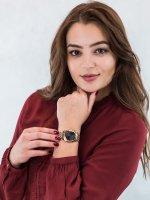 kwarcowy Zegarek damski Timex Milano TW2T90500 - duże 4