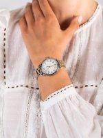 Timex TW2U13800 damski zegarek Standard bransoleta