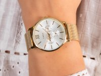 Timex TW2T74600 Transcend zegarek klasyczny Transcend