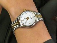 kwarcowy Zegarek damski Timex Waterbury The Waterbury TW2R69500 - duże 6