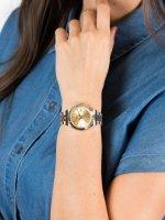 Timex TW2T86900 damski zegarek Waterbury bransoleta