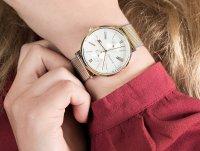 kwarcowy Zegarek damski Tommy Hilfiger Damskie 1782074 - duże 6