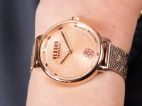 Versus Versace VSP1S1620 LA VILLETTE zegarek klasyczny Damskie