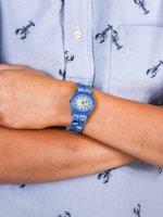 Timex TW7C25700 dla dzieci zegarek Dla dzieci pasek