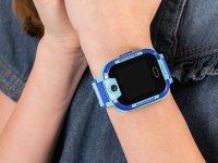Garett 5903246286885 Smartwatch Garett Kids 4You niebieski zegarek sportowy Dla dzieci