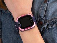 Garett 5903246286878 Smartwatch Garett Kids 4You różowy zegarek sportowy Dla dzieci