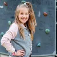 zegarek Garett 5903246281989 Smartwatch Garett Kids Nice różowy Dla dzieci z tworzywa sztucznego