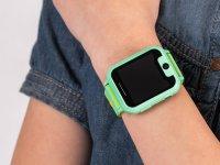 Garett 5903246281996 Smartwatch Garett Kids Nice zielony zegarek sportowy Dla dzieci