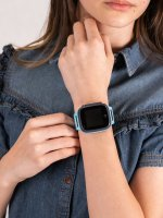 zegarek Garett 5903246286847 Smartwatch Garett Kids Spark 4G niebieski dla dzieci z gps Dla dzieci