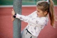 kwarcowy Zegarek dla dzieci Garett Dla dzieci Smartwatch Garett Kids Spark 4G różowy 5903246286854 - duże 11