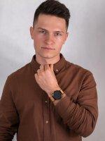 kwarcowy Zegarek męski  Ancher ANCHER SKW6359 - duże 4