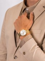 Adriatica A1243.1113QS męski zegarek Bransoleta bransoleta