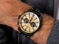kwarcowy Zegarek męski  Ekranoplan Ekranoplan Chrono 6S21-546C512 - duże 6