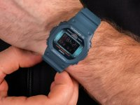 G-Shock DW-5600CC-2ER Light Blue zegarek sportowy G-SHOCK Original