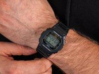 kwarcowy Zegarek męski  G-SHOCK Original TIMECATCHER DW-5600E-1VZ - duże 6