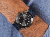 kwarcowy Zegarek męski  Layton LAYTON MK8818 - duże 6