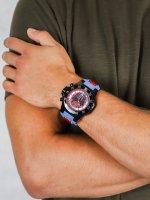 zegarek Invicta 25689 MARVEL SPIDERMAN męski z chronograf Marvel