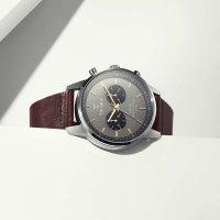 kwarcowy Zegarek męski  Nevil NEST114-CL110412 - duże 8