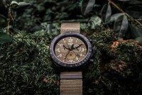 Traser TS-109459 P67 Officer Pro Chronograph Khaki NATO zegarek wojskowy P67 Officer Pro