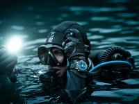zegarek Traser TS-109374 kwarcowy męski P67 SuperSub P67 SuperSub Blue