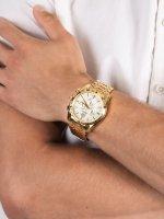 kwarcowy Zegarek męski Adriatica Bransoleta A8202.1111CH - duże 5