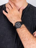 kwarcowy Zegarek męski Adriatica Pasek A1076.B224CH - duże 5