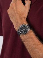 zegarek Adriatica A1088.5224CH męski z chronograf Pasek