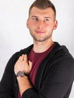 kwarcowy Zegarek męski Armani Exchange Fashion AX1836 - duże 4