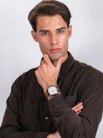 kwarcowy Zegarek męski Armani Exchange Fashion AX2414 - duże 4