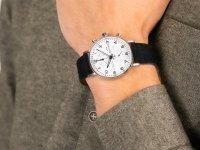Bisset BSCE84SASB05AX zegarek klasyczny Klasyczne