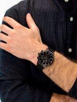 kwarcowy Zegarek męski Bisset Klasyczne BSDF34BIBZ05AX - duże 5