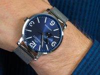 kwarcowy Zegarek męski Bisset Klasyczne LUMINOUS BSDE72SMDX03AX - duże 6