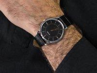kwarcowy Zegarek męski Bulova Classic 98A167 - duże 6