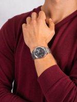 kwarcowy Zegarek męski Casio EDIFICE Momentum EF-129D-1AVEF - duże 5