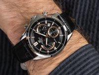 kwarcowy Zegarek męski Casio EDIFICE Momentum EFB-550L-1AVUER - duże 6