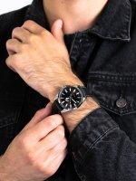 kwarcowy Zegarek męski Casio EDIFICE Momentum EFV-100L-1AVUEF - duże 5