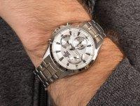 kwarcowy Zegarek męski Casio EDIFICE Momentum EFV-580D-7AVUEF - duże 6