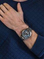 Edifice EFV-550GY-8AVUEF męski zegarek EDIFICE Momentum bransoleta