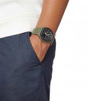 kwarcowy Zegarek męski Casio G-Shock GA-2110SU-3AER - duże 11