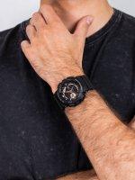 kwarcowy Zegarek męski Casio G-SHOCK Style GA-110RG-1AER - duże 5