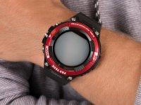 kwarcowy Zegarek męski Casio ProTrek WSD-F21HR-RDBGE - duże 6