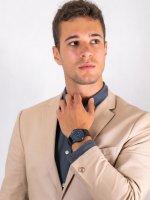 kwarcowy Zegarek męski Esprit Męskie ES1G025M0085 - duże 4