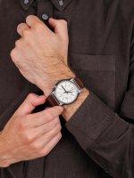 kwarcowy Zegarek męski Fossil Barstow BARSTOW FS5510 - duże 5