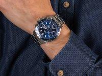 kwarcowy Zegarek męski Fossil Garrett GARRETT FS5623 - duże 6