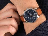 kwarcowy Zegarek męski Fossil Neutra NEUTRA CHRONO FS5453 - duże 6