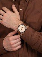 Fossil FS5619 męski zegarek The Minimalist pasek