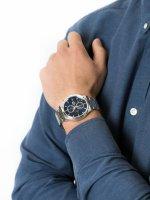 kwarcowy Zegarek męski Lorus Klasyczne RM397EX9 - duże 5